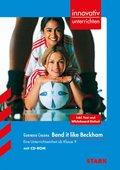 "Gurinder Chadha ""Bend it like Beckham"", m. CD-ROM"