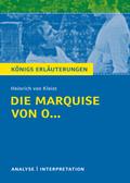 Heinrich von Kleist 'Die Marquise von O...'