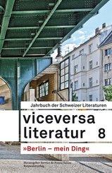 Viceversa Literatur - Bd.8