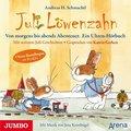 Juli Löwenzahn - Von früh bis abends Abenteuer. Ein Uhren-Hörbuch, 1 Audio-CD
