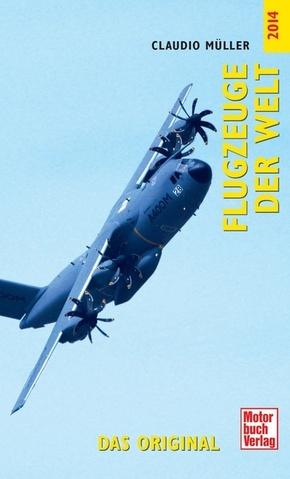 Flugzeuge der Welt 2014; Deutsch