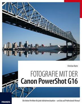 Fotografie mit der PowerShot G16
