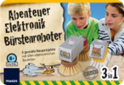 Abenteuer Elektronik Bürstenroboter (Experimentierkasten)