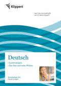 Deutsch 3/4, Lesestrategien - Der Satz und seine Wörter