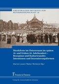 Musikfeste im Ostseeraum im späten 19. und frühen 20. Jahrhundert