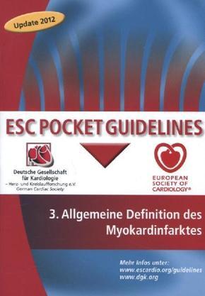 3. Allgemeine Definition des Myokardinfarktes
