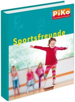 PiKo Ordner: Sportsfreunde