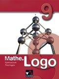 Mathe.Logo: 9. Schuljahr, Schülerbuch Thüringen (Gymnasium)