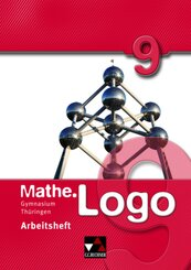 Mathe.Logo: 9. Schuljahr, Arbeitsheft Thüringen (Gymnasium)