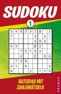 SUDOKU, Ratespaß mit Zahlenrätseln - Tl.1