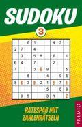 SUDOKU, Ratespaß mit Zahlenrätseln - Tl.3