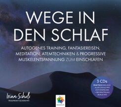 Wege in den Schlaf, 3 Audio-CDs