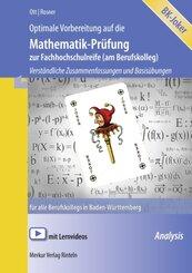 Optimale Vorbereitung auf die Mathematik-Prüfung zur Fachhochschulreife (am Berufskolleg)
