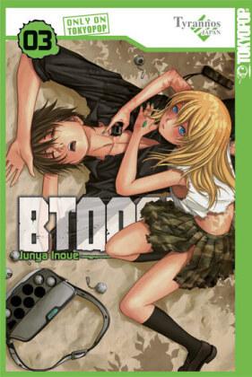 Btooom! - Bd.3