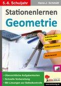 Stationenlernen Geometrie 5.-6. Schuljahr