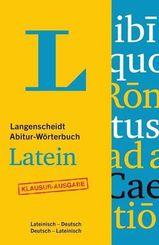 LG Abitur-Wörterbuch Latein