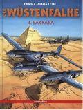 Der Wüstenfalke - Sakkara