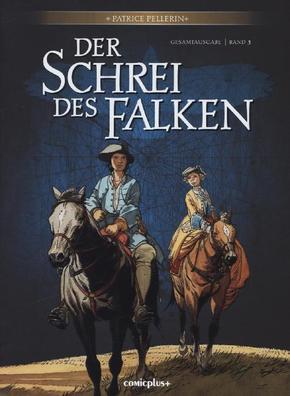 Der Schrei des Falken, Gesamtausgabe - Bd.3