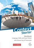 Context Starter: Workbook with Answer Key & Transcripts