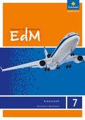 Elemente der Mathematik (EdM) SI, Ausgabe Nordrhein-Westfalen (2012): 7. Schuljahr, Arbeitsheft
