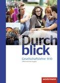 Durchblick Gesellschaftslehre, Differenzierende Ausgabe 2014 für Niedersachsen und Bremen: 9./10. Schuljahr, Schülerband