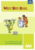 Welt der Zahl - Inklusionsmaterialien: Rechnen bis 100 mit Zehnerübergang; H.C3