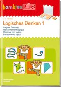 bambinoLÜK-Übungshefte: Logisches Denken - Tl.1