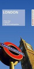 Go Vista Plus Reiseführer Städteführer London