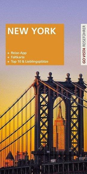 Go Vista Reiseführer Städteführer New York