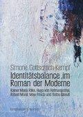 Identitätsbalance im Roman der Moderne