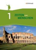 Zeiten und Menschen, Gymnasium (G8) Nordrhein-Westfalen, Neubearbeitung: 5./6. Schuljahr, Schülerband; Bd.1