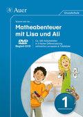 Komm mit ins ... Matheabenteuer mit Lisa und Ali: 2. Klasse, DVD-ROM