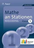 Mathe an Stationen, Klasse 5 Inklusion