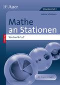 Mathe an Stationen Spezial, Stochastik 5-7