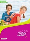 Camden Market, Ausgabe 2013: Workbook, m. Audio-CD; 2