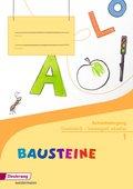 BAUSTEINE Fibel, Ausgabe 2014: Schreiblehrgang Grundschrift - Schwungvoll schreiben