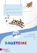 BAUSTEINE Sprachbuch, Ausgabe 2014: 2. Schuljahr, Übungsheft Schulausgangsschrift, m. CD-ROM