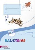 BAUSTEINE Sprachbuch, Ausgabe 2014: 2. Schuljahr, Übungsheft Vereinfachte Ausgangsschrift, m. CD-ROM