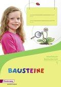 BAUSTEINE Sachunterricht, Ausgabe 2014: 1. Schuljahr, Arbeitsbuch