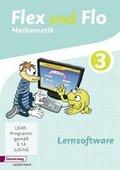 Flex und Flo, Ausgabe 2014: Lernsoftware 3, CD-ROM