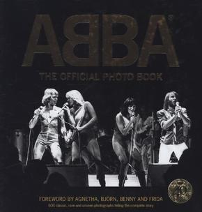 ABBA, The Official Photo Book
