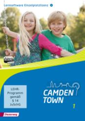 Camden Town, Allgemeine Ausgabe 2012 für Gymnasien: Lernsoftware