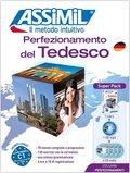 Deutsch in der Praxis für Italiener - Perfezionamento del Tedesco: Lehrbuch + 4 Audio-CDs + 1 mp3-CD