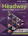New Headway, Upper-Intermediate, Fourth Edition: Student's Book, w. iTutor DVD-ROM (Ausgabe Schweiz)