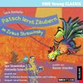 Patsch lernt Zaubern im Zirkus Strawinsky, Audio-CD