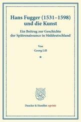 Hans Fugger (1531-1598) und die Kunst.