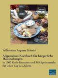 Allgemeines Kochbuch für bürgerliche Haushaltungen