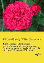 Shakespeare - Anthologie