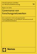 Governance von Forschungsnetzwerken