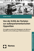 Von der Kritik der Parteien zur außerparlamentarischen Opposition